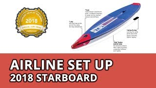 How To Set Up Your Starboard Airline Technology Cable Knot