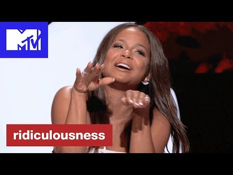 'Christina Milian is Fur-sty' Official Sneak Peek | Ridiculousness | MTV