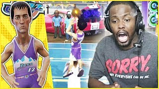 CRAZIEST GAME! LAST SECOND SHOT FOR THE WIN! - NBA Playgrounds Online Match