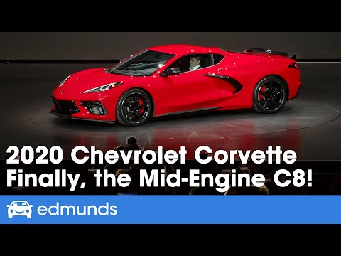 External Review Video fA2QoObAzDY for Chevrolet Corvette Sports Car (C8)