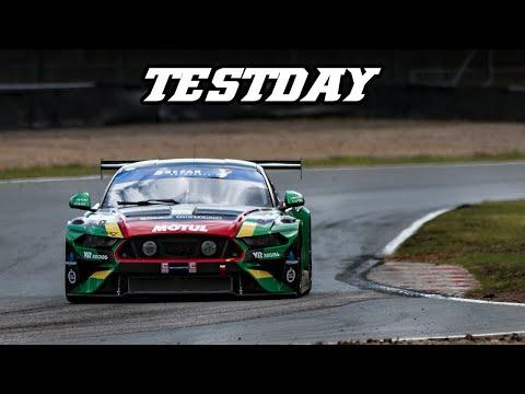 i8 V8 GTR, Huracan ST, Marc Mustang, RXC, M2 comp., 718, - Testday Zolder (2019-05-09)