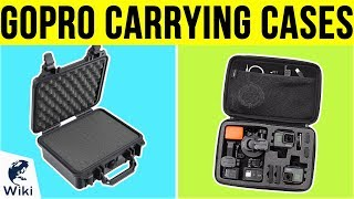 10 Best GoPro Carrying Cases 2019