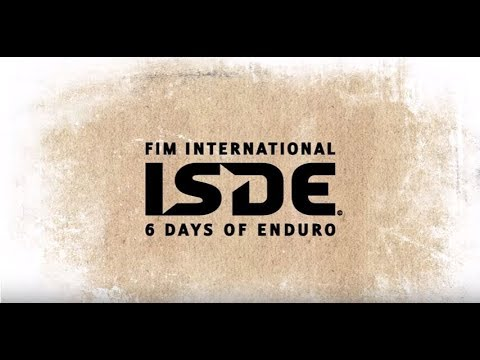 Best Of ISDE 2017 : 52 min