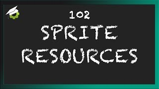 102 - GameMaker Studio 2 - Sprite Resources