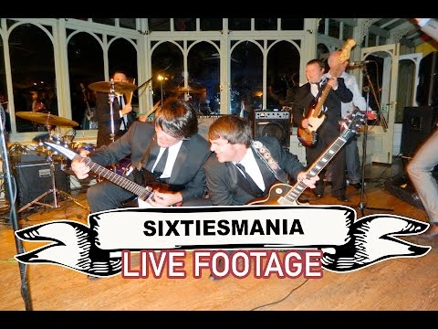 1960's Band - Sixties Mania Video