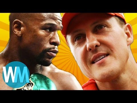Top 10 Wealthiest Athletes in the World