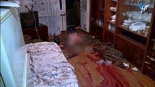 1 января в собственном дворе соседи обнаружили отрезанную человеческую голову