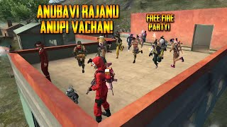 "Free Fire || FUN MATCH ""ANUBAVI RAJANU ANUPI VACHAN "" // FREE FIRE SHORT FILM 