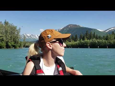 Gwins Lodge books local guides to fish the Kenai and Russian Rivers. Also salt water trips out of Seward and Homer for Halibut, Salmon, rock fish, etc. Book via email at Reservation@GwinsLodge.com or 907.398.3987