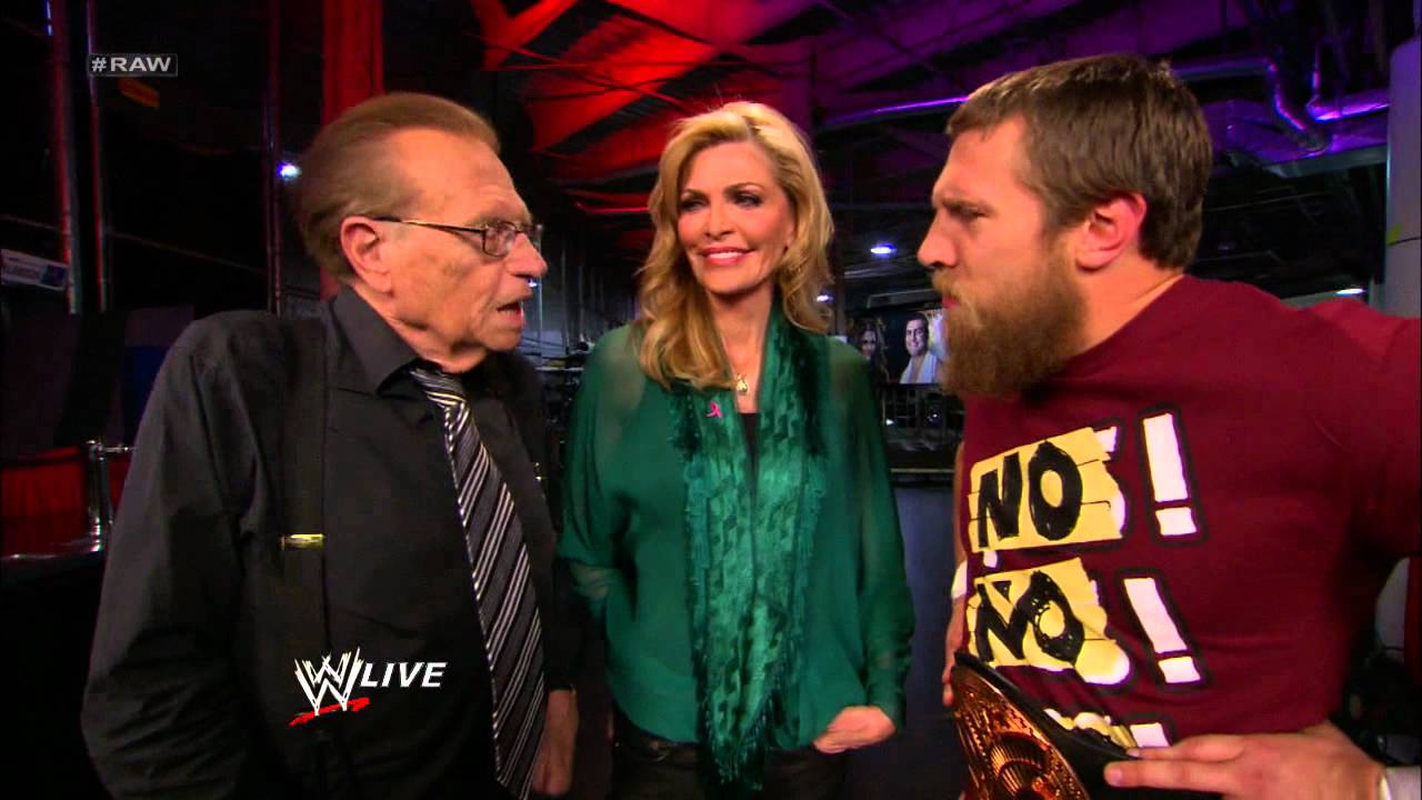 TV Host And WWE RAW Guest Larry King Passes At The Age Of 87
