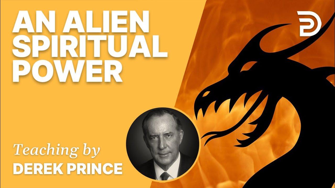 YouTube thumbnail for An Alien Spiritual Power