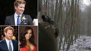 Harry's 'very Bloody' Shoot While Vegan Meghan Is Away: Prince Sneaks In Hunting.