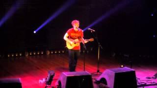 Ed Sheeran - Autumn Leaves (Live)