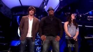 "Adam Lambert performs ""Whataya Want From Me"" on American Idol 2010"