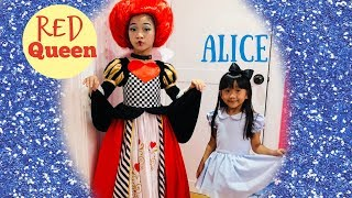 Red Queen & Alice Makeover