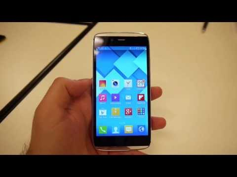 Alcatel One Touch Idol Alpha Hands-on