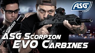 Amateur dramatics courtesy of redwolf here A little overview of the ASG EVO Carbines