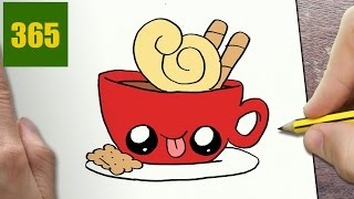 Come Ad Esempio Il Disegno Caffè Passo Kawaii In Tedesco Videos
