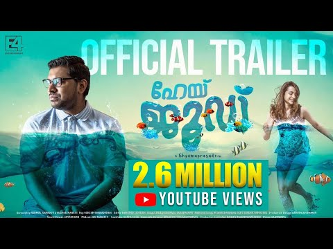 Hey Jude Official Trailer | Nivin Pauly, Trisha