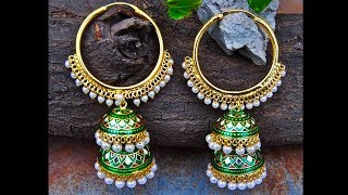 Fashionable Ethnic Jewelry Designs Part 16