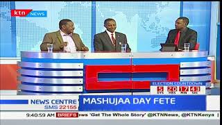 Kenyans expectations ahead of President Uhuru Kenyatta's Mashujaa day speech