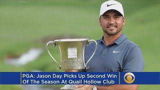 This Week In Golf: Jason Day Wins Wells Fargo By Two Strokes