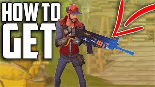 HOW TO GET THE NOCTURNO SCHEMATIC TODAY in Fortnite Save The World