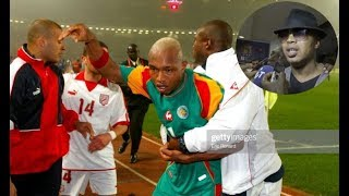 """El Hadji Diouf : """"Ils ont séché mes larmes de 2004... Je suis l'homme le plus heureux"""""""