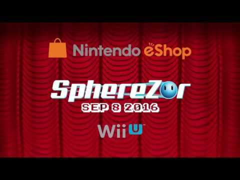 SphereZor Trailer - wiiU thumbnail