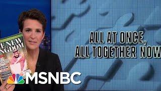 Saudi Media Blitz Could Explain Devotion Of National Enquirer/AMI | Rachel Maddow | MSNBC