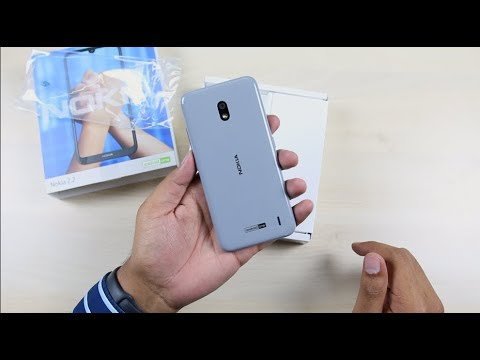 Video over Nokia 2.2