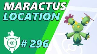 Maractus  - (Pokémon) - Pokemon Sword and Shield: How to Catch & Find Maractus