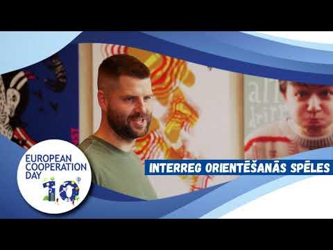 Interreg orientēšanās spēles 2021