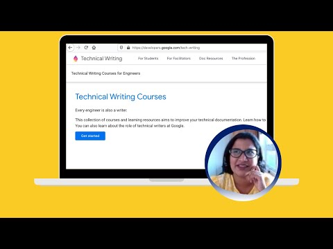 Reviewing Google's Technical Writing Courses // Would I Recommend Them?