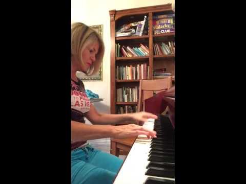 My 9th grade piano composition!
