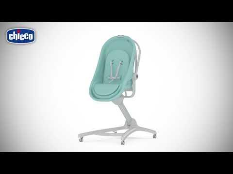 Новинка от Chicco! Кроватка-стульчик Baby Hug 4-в-1