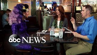 Parents Disapprove Of Their Drag Queen Sons Look While Out To Eat | What Would You Do? | WWYD