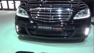 Mercedes Benz S-Klasse Brabus 800PS Teil 1