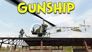 GUNSHIP! - Arma 2: DayZ Mod - Ep.42
