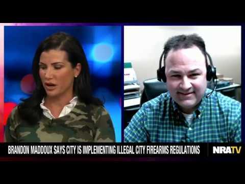 NRATV Dakota Silencer Interview with Dana Loesch