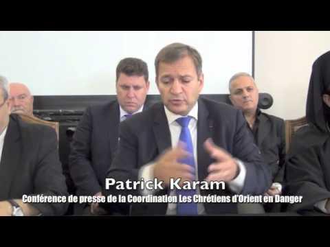 Patrick Karam