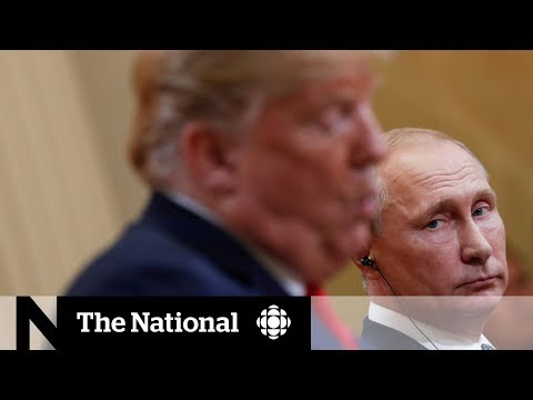 U.S.-Russia summit: Breaking down Trump and Putin's stunning news conference