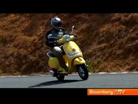 2012 Vespa LX 125 | Comprehensive Review | Autocar India