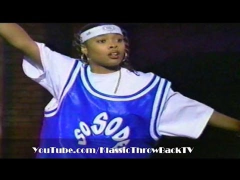 "Da Brat - ""Funkdafied"" Live (1994) Mp3"