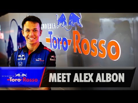 Get To Know: Alexander Albon