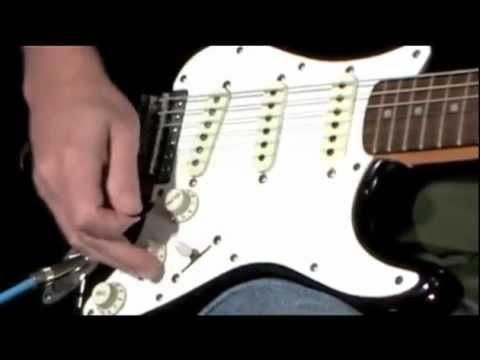Beginners electric guitar lessons via music-courses.com