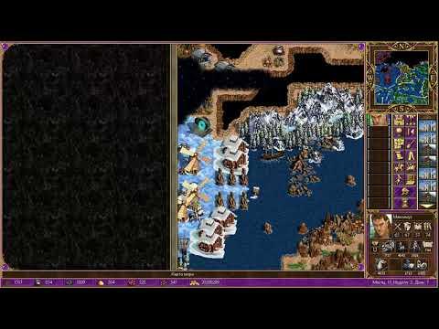 Герои меча и магии 5 кампания инферно 4 миссия