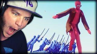 LEGENDARY CHICKEN MAN | Totally Accurate Battle Simulator