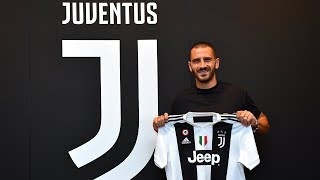 Welcome Back, Bonucci!   Leo Reacts To Juventus Return