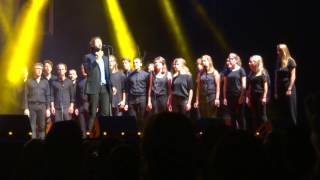 Josh Groban 'You'll Never Walk Alone' HMH Amsterdam